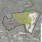 Plans for Steubing Ranch green area.